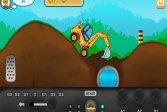 Экскаватор-бегун Excavator Runner Game