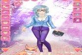 Каваи аниме одевалки Kawaii Anime Dress Up
