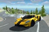 Американский суперкар Тестовое вождение 3D American Supercar Test Driving 3D