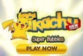 Супер пузыри Пикачу Super Pikachu Bubbles