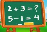 Математическая игра для детей Math Kids Game