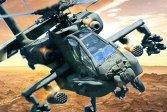 Воздушный налет с вертолета Helicopter air raid