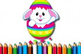 Пасхальная книжка-раскраска Easter Fun Coloring Book