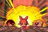 Суперкрошки: три в ряд Powerpuff Girls Match 3