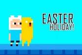 Время приключений Пасхальный праздник Time of Adventure Easter Holiday