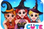 Лучшая подруга ведьмы трансформация Bff Witchy Transformation