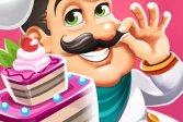 Игра в кондитерскую Cake Shop Game