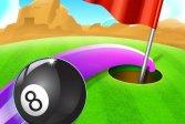 Бильярд и гольф Billiard and Golf
