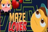 Любитель лабиринта Maze Lover