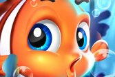 Игры Мой аквариум с рыбками My Fish Tank Aquarium Games