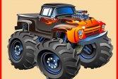 Ремонт грузовиков-монстров Monster Truck Repair