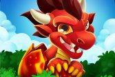 город Драконов Dragon City