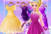 Золушка наряжает девушек Cinderella Dress Up Girls