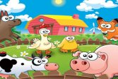 Обучение сельскохозяйственных животных Farm Animals Learning