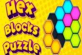 Головоломка с шестигранными блоками Hex Blocks Puzzle