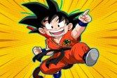 Приключение Dragon Ball Goku Runner Game Adventure