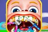 Бесплатный зоотехник и дантист Superhero Dentist - free animal doctor and dentist