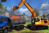 Строительные грузовики Скрытые копатели Construction Trucks Hidden Diggers