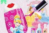 Маникюрный салон принцессы Princess Nail Salon