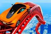Car GT Racing Stunts - Невозможные трассы 3D
