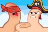 Экстремальные войны большого пальца Extreme Thumb Wars