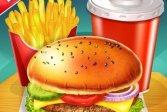 Лучший производитель бургеров Top Burger Maker