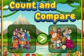 Подсчитайте и сравните Count And Compare