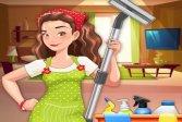Игра по уборке дома House Cleaning Game