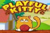 Игривая кошечка Playful Kitty