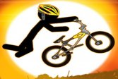 Стикмен Велосипед Stickman Bike