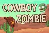 Ковбой-зомби Cowboy Zombie