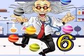 Профессор, стрелок по пузырям, легенда 6 Professor Bubble Shooter Legend 6