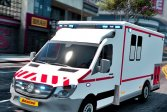 Спасательная гонка скорой помощи Ambulance Rescue Race