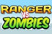 Рейнджеры против зомби Rangers vs Zombies