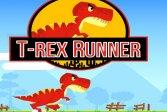 Тираннозавр Бегун T-Rex Runner