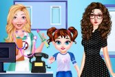 Игра Baby Taylor Check Up Doctor