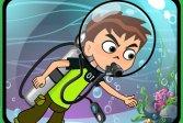 Бен 10 под водой Ben 10 Under The Sea Advanture