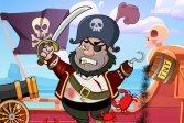 Пнуть пирата Kick The Pirate