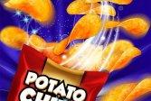 Картофельные чипсы Factory Game Potato Chips Factory Game