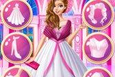 Одень Королевскую Принцессу Куклу Dress Up Royal Princess Doll