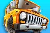 Пазл с парковкой 3D Parking Puzzle Jam 3D