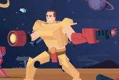Роботы-воины: три в ряд Robot Warriors Match 3