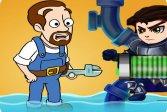 Водопроводчик Водопровод Герой Спасение Трубы: Водная Головоломка Plumber Water Pipes Hero Pipe Rescue: Water Puzzle