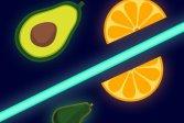 Лазерный ломтик фруктов laser fruits slice