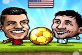 Футбольный мяч Soccer Kick Ball