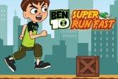 Бен 10: супер беги быстро Ben 10 Super Run Fast