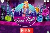 Игровое ночное платье Game Night Dress