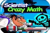 Сумасшедший ученый-математик Crazy Math Scientist