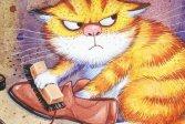 Горка Смешные Кошки Funny Cats Slide
