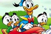 Сборник пазлов Дональда Дака Donald Duck Jigsaw Puzzle Collection
